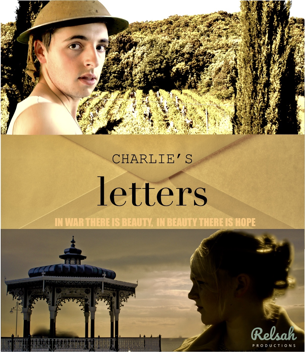 Charlie's Letters now available on DVD!