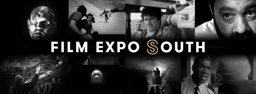 We're Proud to be part of Film Expo South with our new project Vindication Swim