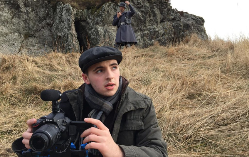 What's Next for UK's Youngest Film Director?