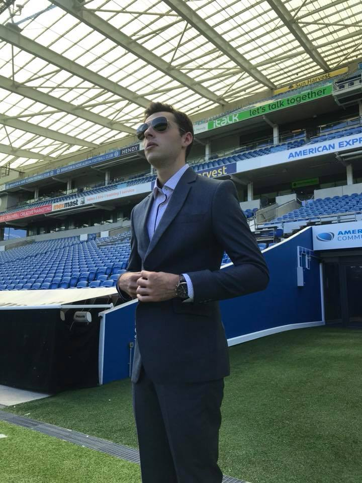 Lights, Camera, Albion! – Our Interview with Brighton & Hove Albion F.C