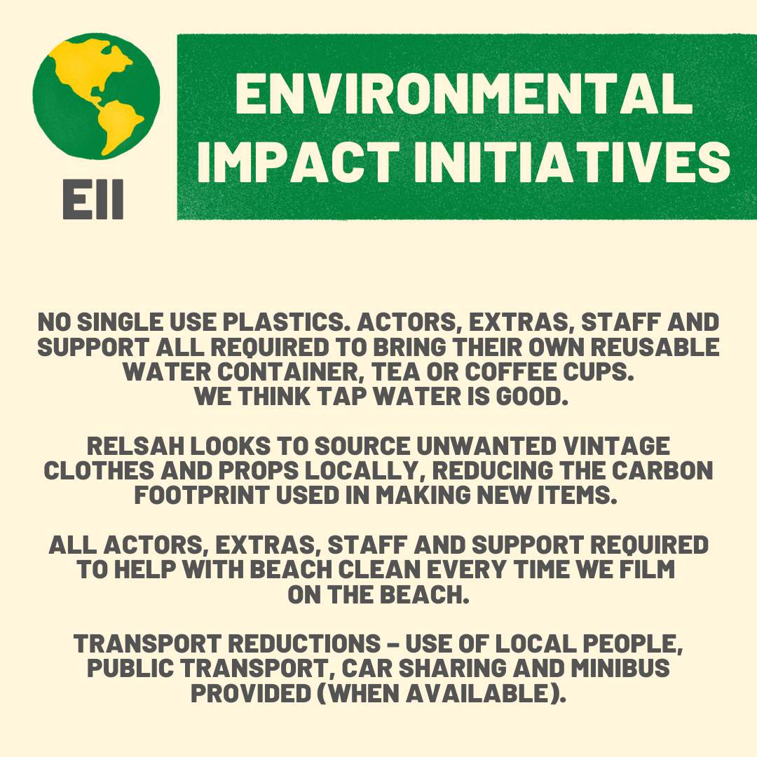 Our Environmental Impact Initiatives