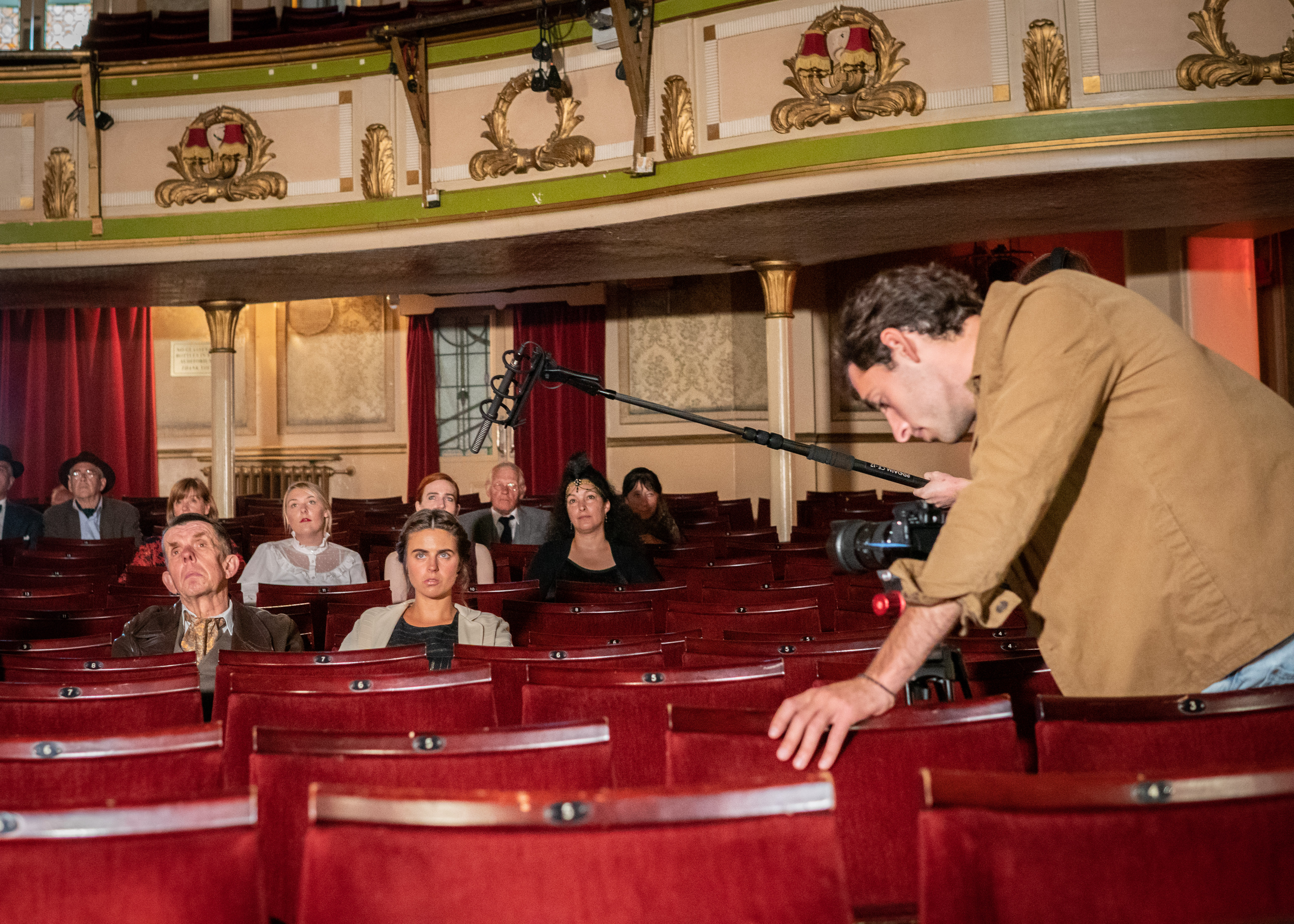Theatre Royal Opens for our Movie Shoot after Longest Closure in 200 Years