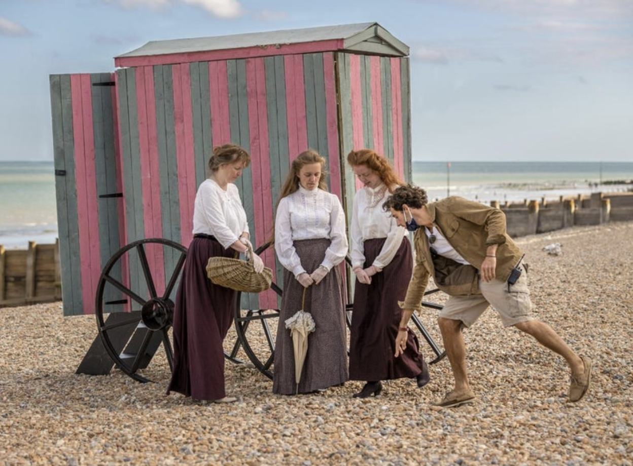 Eastbourne Pier turns film star! – West Sussex Gazette