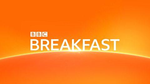Watch Elliott on BBC Breakfast This Sunday 18th October!